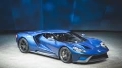 Így született meg az új Ford GT szuperautó kép