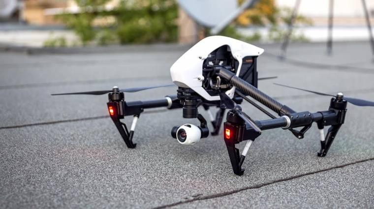 A közeljövő legérdekesebb drónjai kép