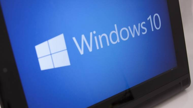 Mobilon is fut az ingyenes Windows 10 kép