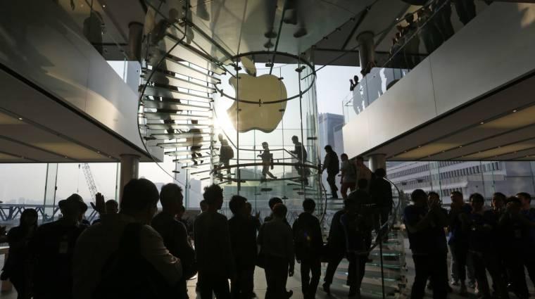 Mindenkit a földbe döngöl az Apple, bajban a Google? - hírösszefoglaló kép