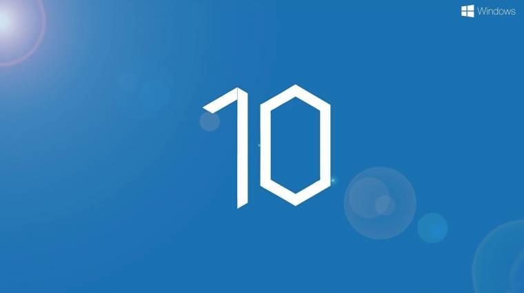Ezt jelenti számodra a Windows 10 ingyenes frissítése kép