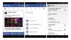 Így nyissunk meg facebookos linkeket az Android böngészőjében kép