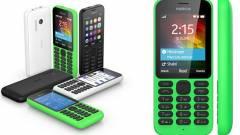 Nokia 215 - a világ legolcsóbb