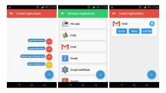 Android: programindítás csak titkos kóddal kép