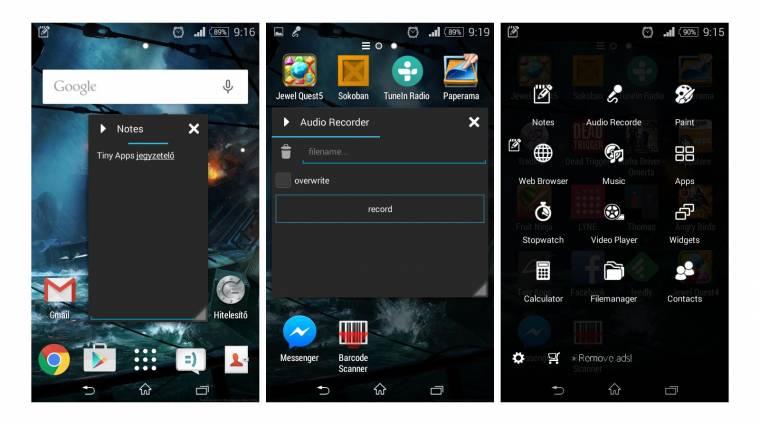 Így egyszerű multitaskolni Androidon kép