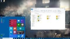Tesztpadon a Windows 10 januári előzetese kép