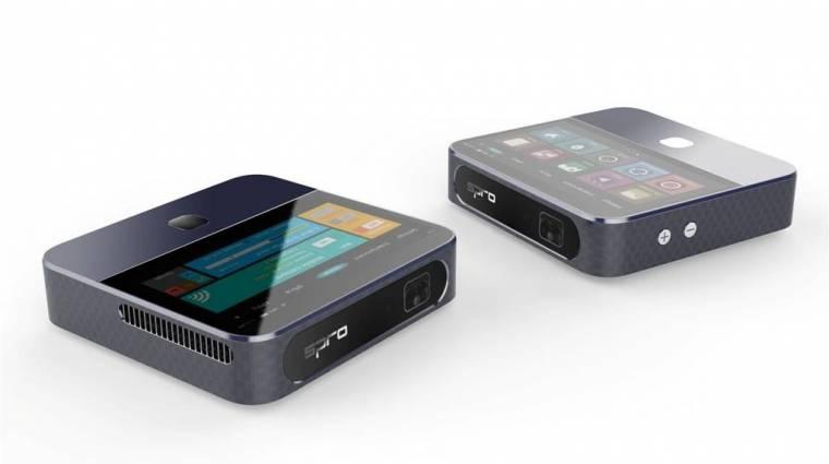 LTE-hotspot és projektor egyben a ZTE SPRO 2 kép