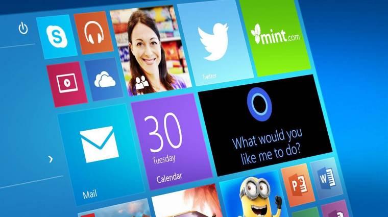 Minden, amit ma tudni lehet a Windows 10-ről kép