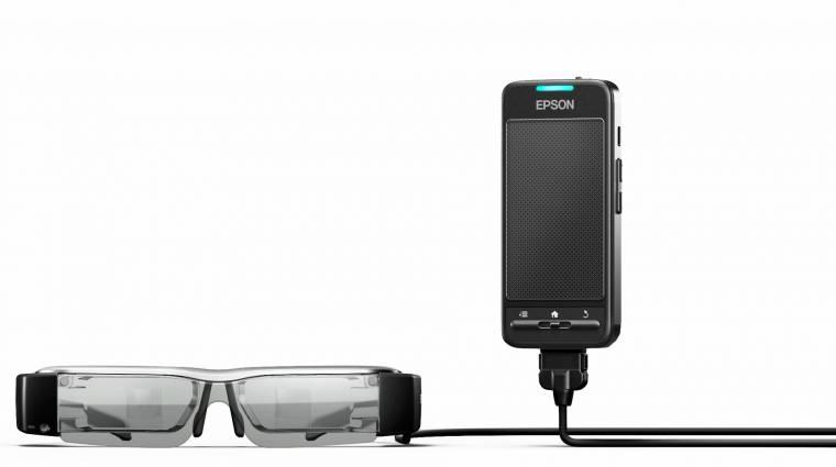 Epson Moverio BT-200: az igazi okosszemüveg kép