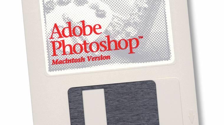 Így kezdődött a Photoshop sikertörténete - első rész  kép