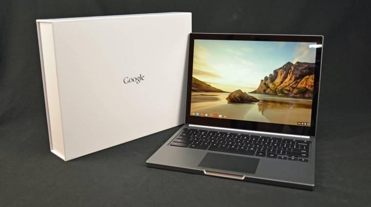 A hét laptopjai - jön a Google luxus-Chromebookja kép