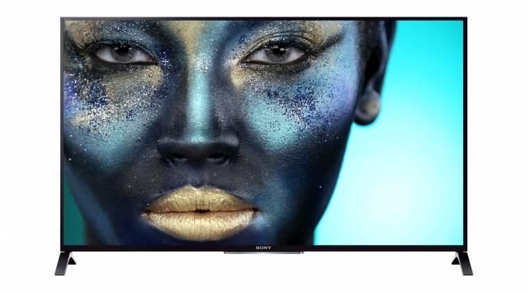 """UHD-televíziók 50"""" alatt kép"""