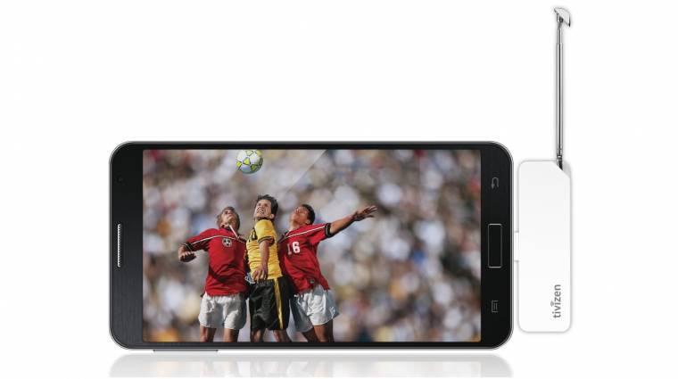 Tévé bárhol: V7 Pico Android 2 teszt kép