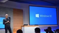Nem felebaráti szeretetből ingyenes a Windows 10 kép