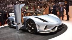 Ez lett a Koenigsegg új szuperautója kép