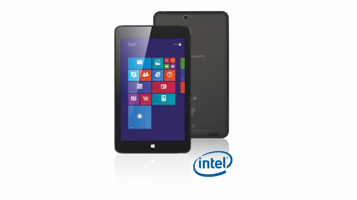 Colorovo CityTab Supreme 8 3G teszt - Windows-élmény 40 ezerért kép