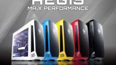 Heti hardver: 10 TB-os HDD, LCD-s gépház, illetve extra halk tápegység a hét újdonságai között kép