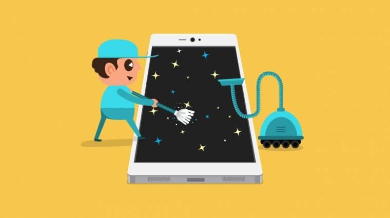 5 kiváló app az androidos kütyüd kipucolásához kép