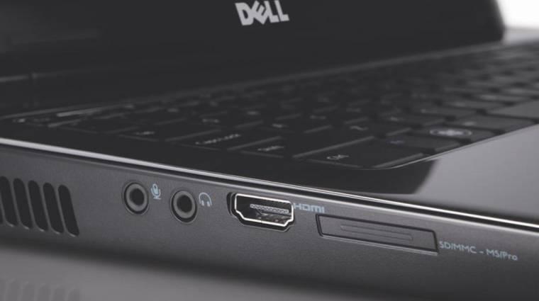 Ilyen portot keress, ha nincs HDMI a laptopodon kép