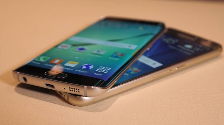 Samsung Galaxy S6 vs HTC One M9 - melyiket vinnéd? kép