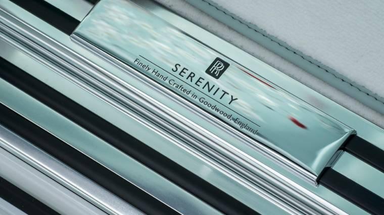 Rolls-Royce Serenity: az igazi luxus kép