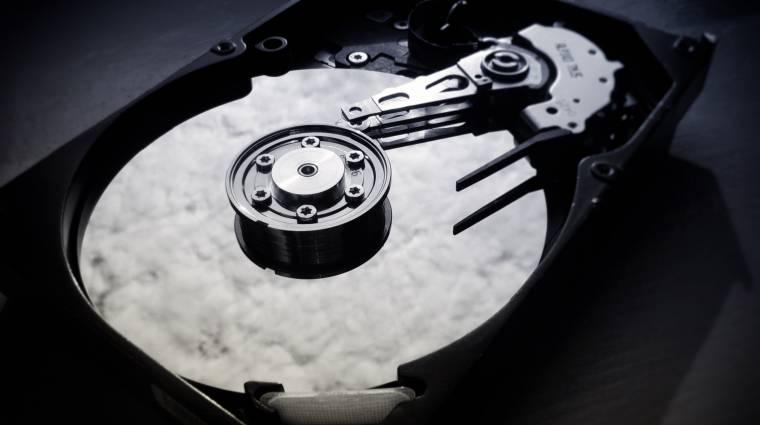 Meddig marad életben egy HDD? kép