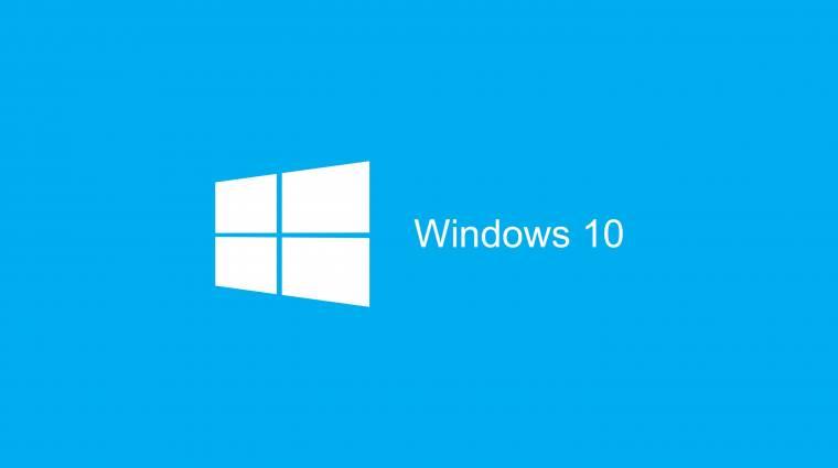 A hét Windows 10-es hírei: hamarosan telepíthető, kevesebb helyet foglal kép