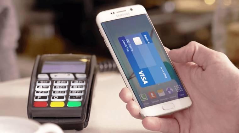 Samsung Pay vs. Apple Pay kép