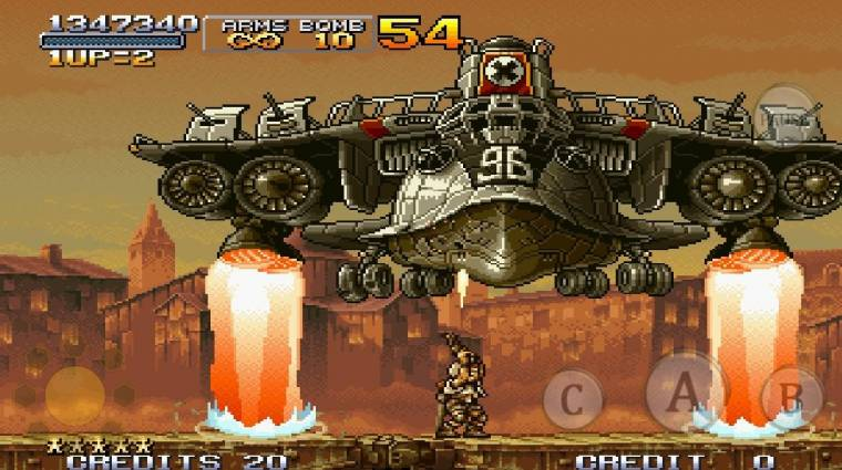 8 játék a retró hangulathoz Androidon kép