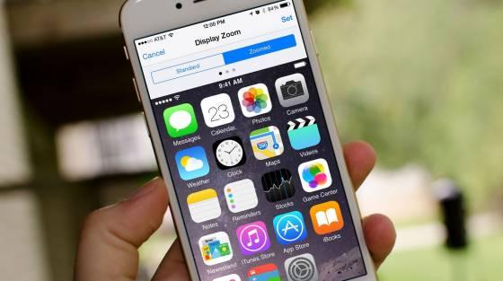 Iphone betűméret beállítás