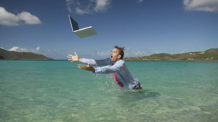 Így utazz a laptopoddal külföldre kép