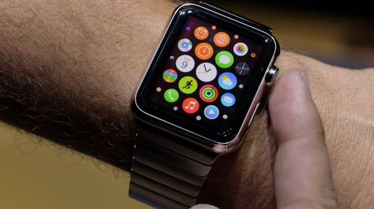 Itt a vadiúj MacBook, pofátlanul drága az Apple Watch - összefoglaló kép