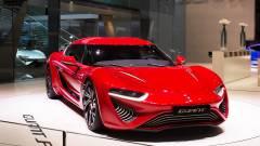 Quant F: elektromos autó 3 másodperc alatt 100-on kép