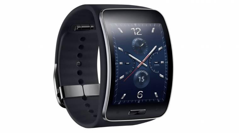 Samsung Galaxy Gear S teszt: csuklómobil kép