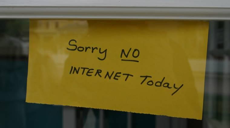 Mit tegyél, ha elmegy a net? kép