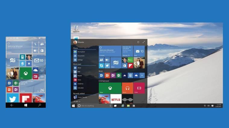 Korábban hódít a Windows 10, bivalyerős lesz a Radeon R9 390X - heti hírösszefoglaló kép