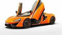A mindennapokra is szórakozást ígér a McLaren 570S Coupe kép