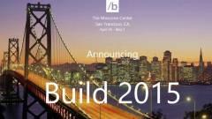 Mire számítsunk a Microsoft Build 2015-től? kép