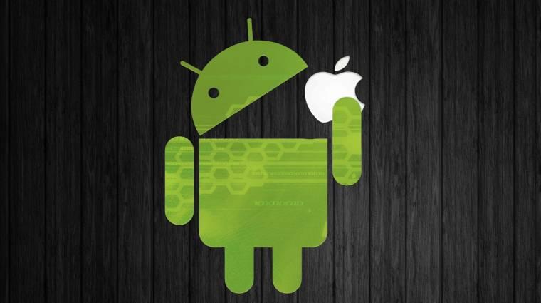 5 dolog, amit az androidosok utálnak az iOS-ben kép