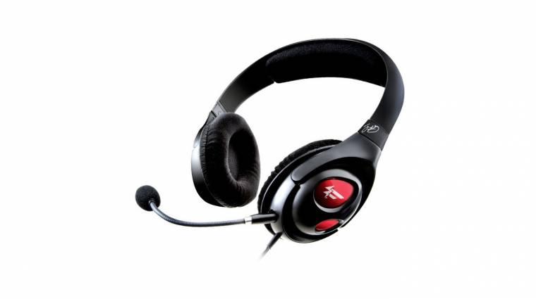 4 olcsó gamer headset kép