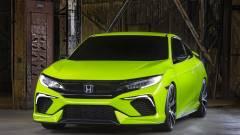 Nagyon fiatalos lesz a következő Honda Civic kép