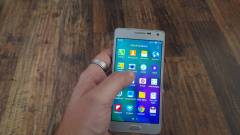 Samsung Galaxy A5 teszt -  Minőség a középkategóriában kép