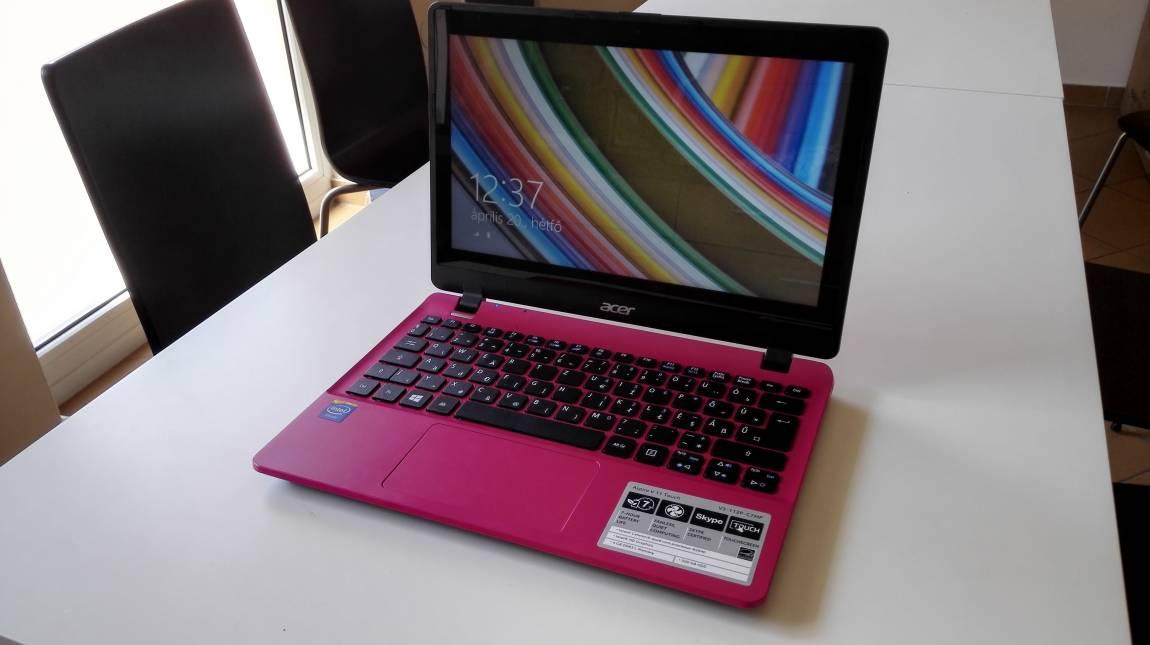 Teszt: Acer V11 Touch - ha kell egy társ kép