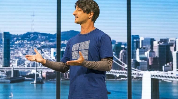 Build 2015: PC-vé válhatnak a Windows 10-es mobilok! kép