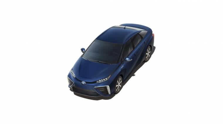 Toyota: nem praktikusak az elektromos autók kép