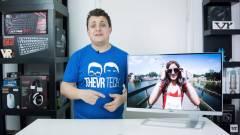TheVR Tech - Így fest élőben az Acer 4K-s monitora kép
