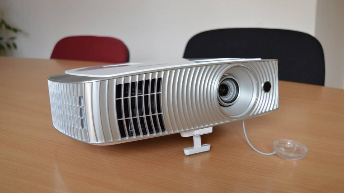 Acer H7550BD projektor teszt - Sokoldalú mozigépész kép