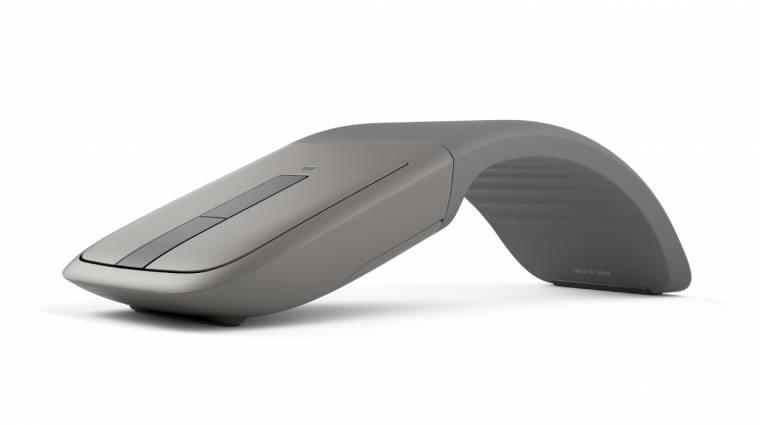 Arc Touch Bluetooth teszt: utazó egér kép