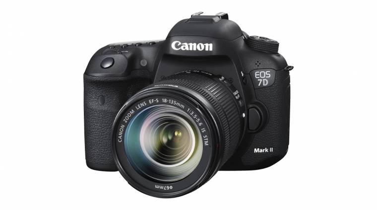 Canon EOS 7D Mark II teszt: az autofókusz mestere kép