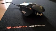 TESZT: Cougar 700M - a terminátoregér kép